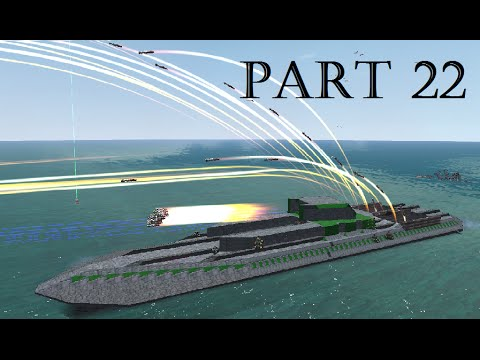 From The Depths| S3 Part 22 | Missile Cruiser!