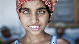 Безумно красивые глаза людей со всего мира