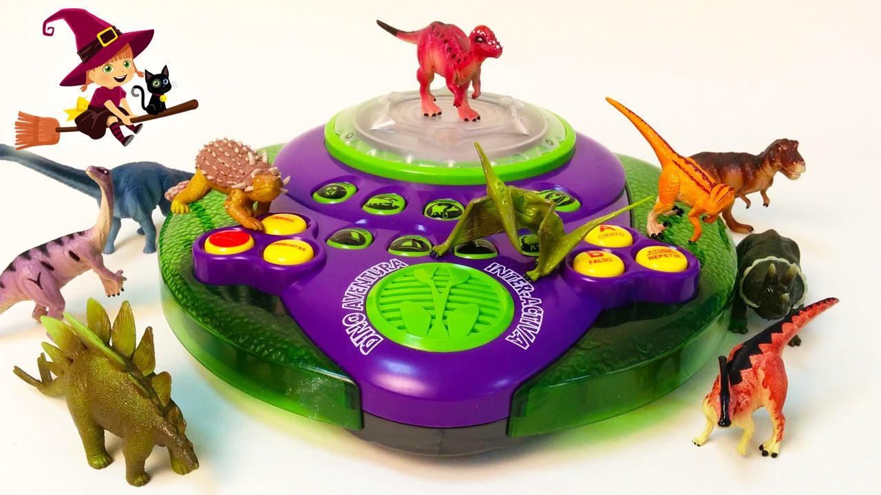 Dinosaurios Aventura Interactiva Juguetes Educativos Youtube Mejores juguetes de dinosaurios ✅, precio, opiniones y características. dinosaurios aventura interactiva juguetes educativos