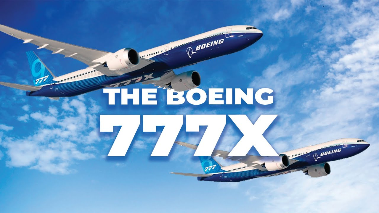 Interesting Things You Did Not Know About The Boeing 777X