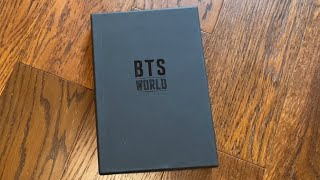 ☆ Unboxing BTS 방탄소년단 BTS WORLD ☆