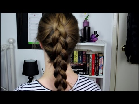 Dutch Braid | Quick and Easy