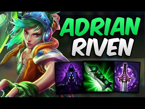 Adrian Riven vs Jayce matchup