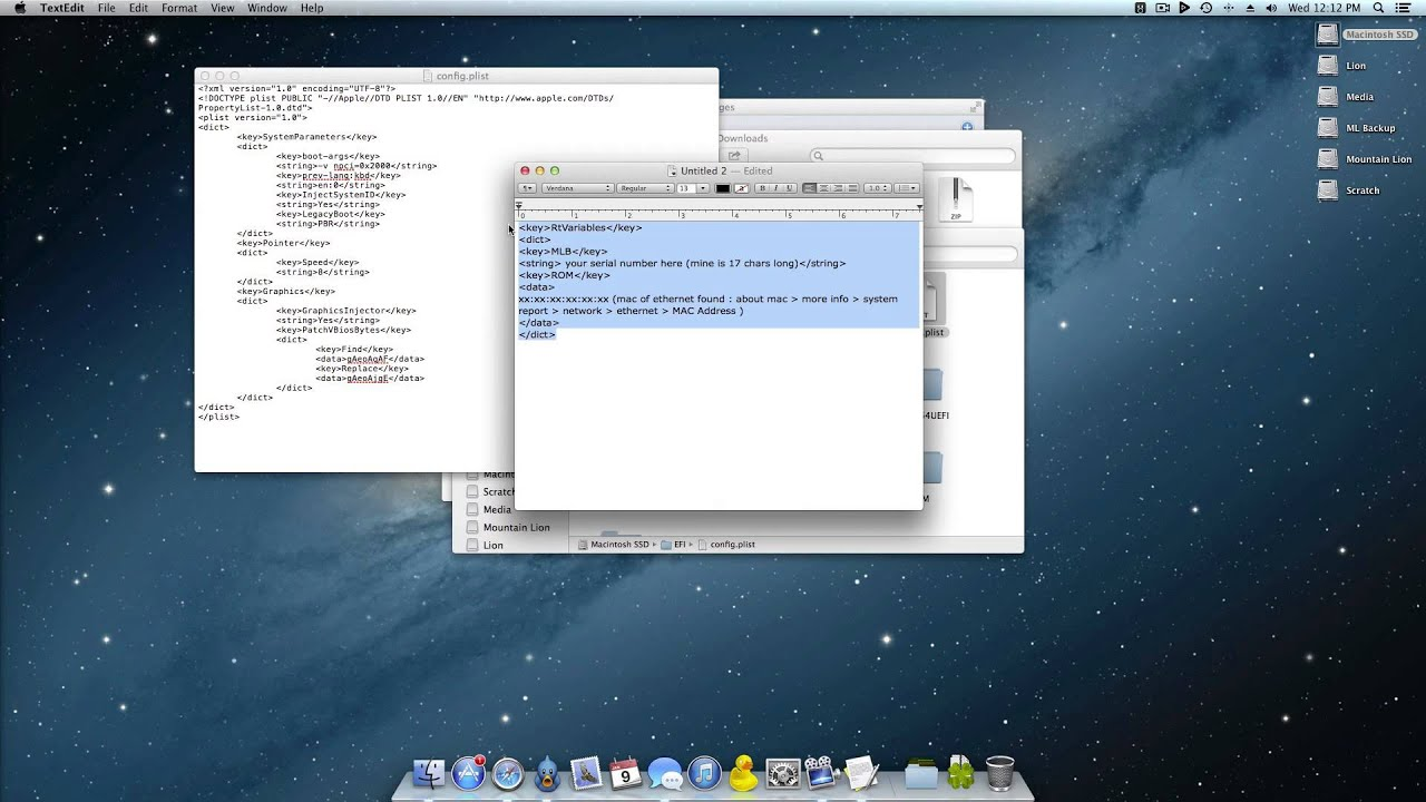 Quick Hackintosh Tip: iMessage Fix - YouTube