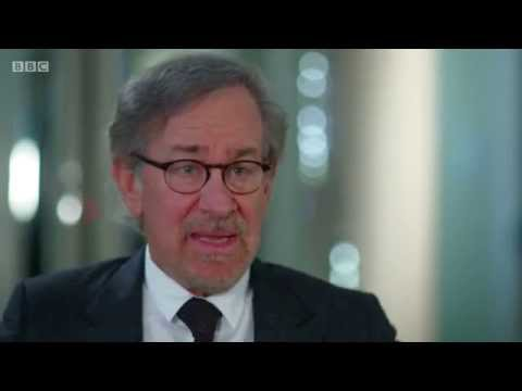 Steven Spielberg on Luck and Timing -- on BBC Film 2015