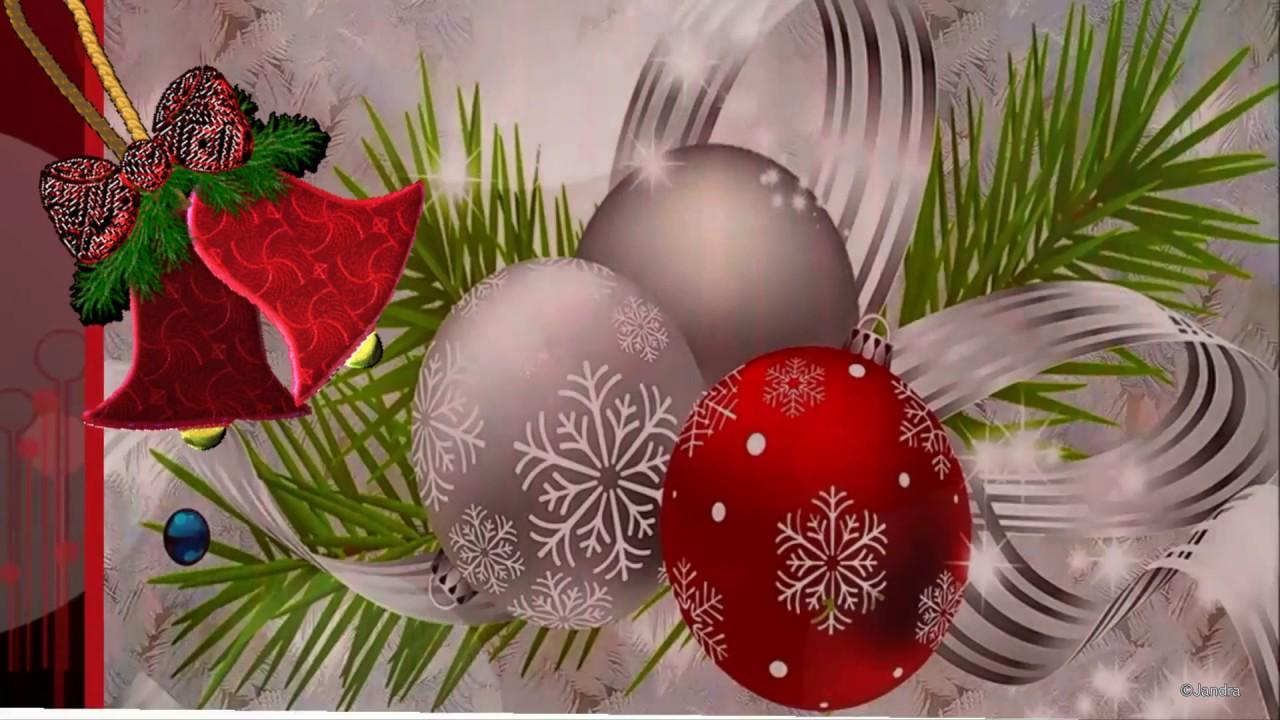 Felicitaciones De Navidad Youtube 2019.Feliz Navidad Y Ano Nuevo 2019 Merry Christmas Y New Year 2019 Hd