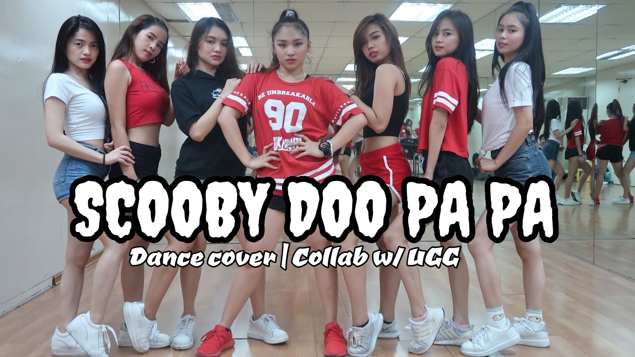 Scooby Doo PaPa | Dance Cover | IsseyMiyake Parto collab with UGG