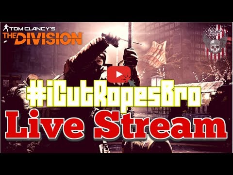 #1 Ranked Tom Clancy's Division Livestream on YouTube