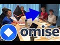 OMISEGO IS BEST CRYPTO CURRENCY 2017? OMG COIN - ETHEREUM FOUNDER IN OMISEGO MEETING
