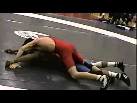 2002 Brock Duals Match 16