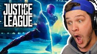 JUSTICE LEAGUE - Official Trailer 1 - Reaction