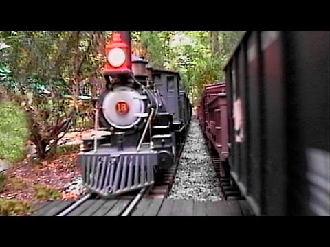 """Backyard Railways"" DVD – G-Scale Train Sinks (updated)"