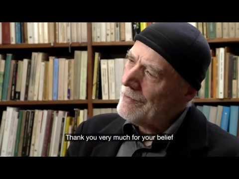 Ryszard Krynicki - Writers in Motion  - wizualna biblioteka pisarzy
