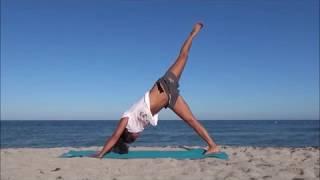 Vinyasa Flow Yoga - gestärkt durch den Tag