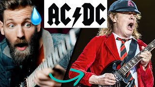 EPIC RIFFS | Why this is AC/DC's hardest riff!⚡