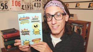 Fortune Smiles, Adam Johnson BOOK REVIEW (National Book Award)