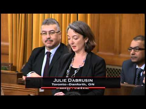 Address in Reply to the Speech from the Throne, January 25, 2016