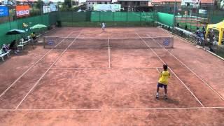 nini dica tennis duje ajdukovic summer cup u12 2013