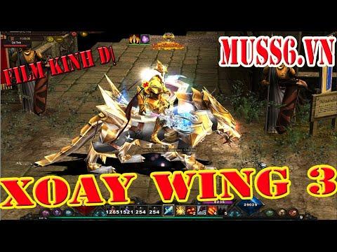 Mu Online Mới Ra | MUSS6.VN Xoay Wing 3 Chuẩn Bị Cho Chúa Tể Xuống Núi | LIVE 4/1