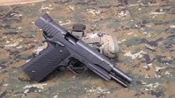 Para Ordnance Black Ops 45 ACP