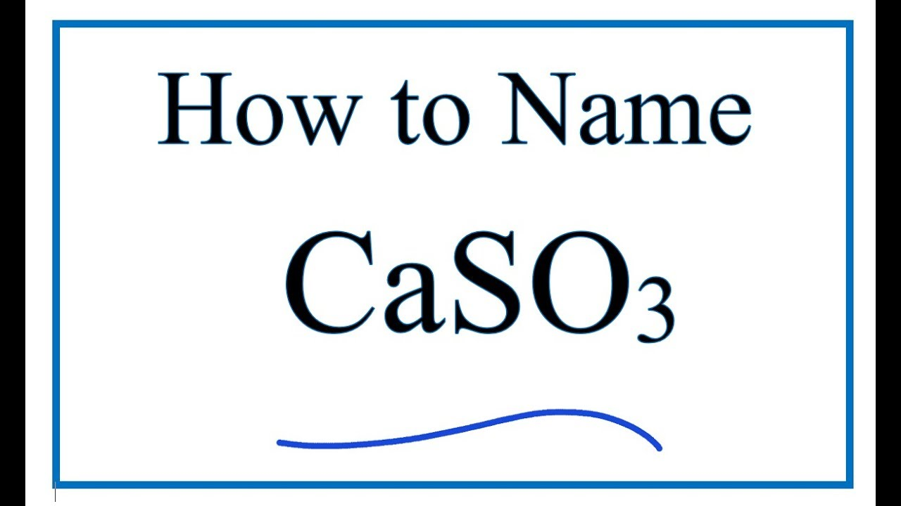 writing the name for caso3 and lewis structure youtube lewis dot structure for so3 2 lewis dot diagram for so3 2 [ 1280 x 720 Pixel ]