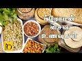 ப்ரோடீன் சைவ உணவுகள்   Mulai Payaru Benefits in Tamil   Non Veg Alternative Protein Rich Foods