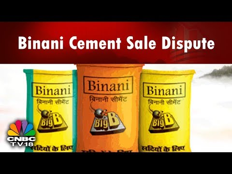 Binani Cement Sale Dispute: NCLAT allows Out of Court Settlement | CNBC TV18