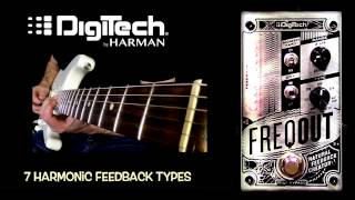Digitech Freqout Natural Feedback Creator