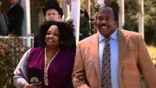 The Office- Dwight announces Jim