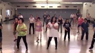 Line Dance: VOLARE