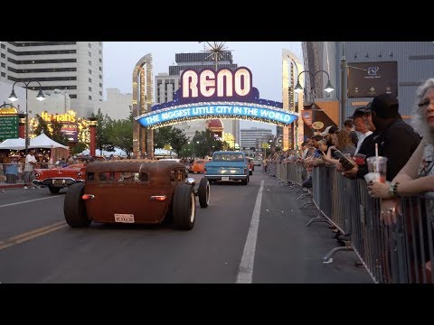 Hot August Nights YouTube - Reno nevada car show 2018