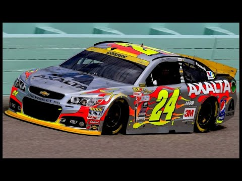 Jeff Gordon Memorable Finishes (1992-2015)