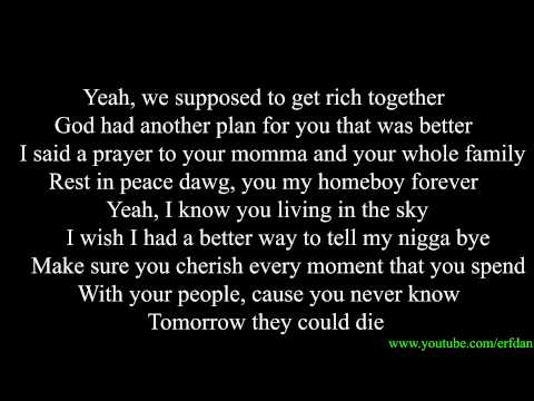 Jarren Benton Silence (Lyrics) Ft Sareena Dominguez