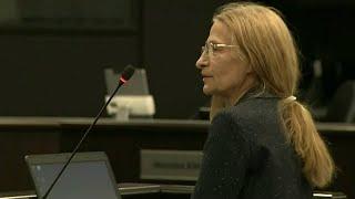 Employee accuses Karen Spranger of asking her to illegally alter record