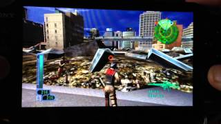 Earth Defense Force 2017 Portable, PS Vita, First 30 Mins
