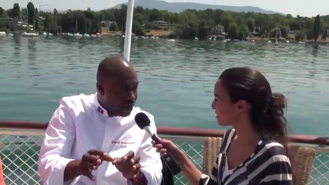 Interview exclusive de David Destinoble, Chef du Premier Ministre de la République d'Haiti