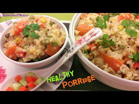 Vegetable Porridge - Vegetable Porridge Recipe - Porridge Recipe Hindi