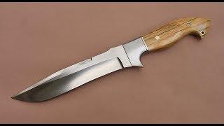 Egyptian Handmade knife making part 1
