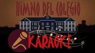 """HIMNO DEL COLEGIO Karaoke """"EL ROCE DE LAS ALAS –EL MUSICAL–"""" (track 3)"""