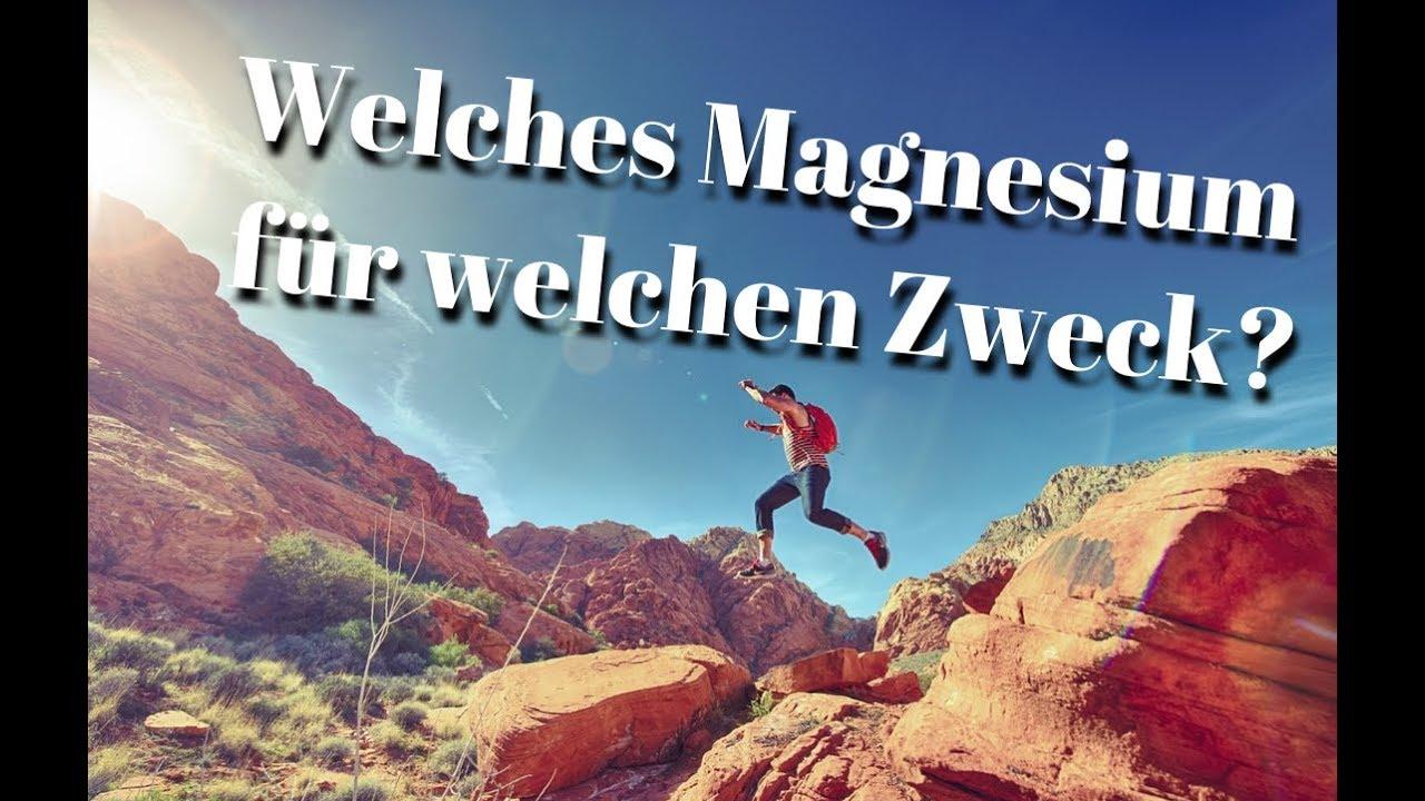 Magnesiumchlorid Gewichtsverlust
