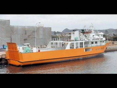 For Sale: 42mtr 211 pax RORO