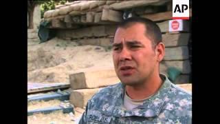 AP embed, US troops defend use of white phosphorous