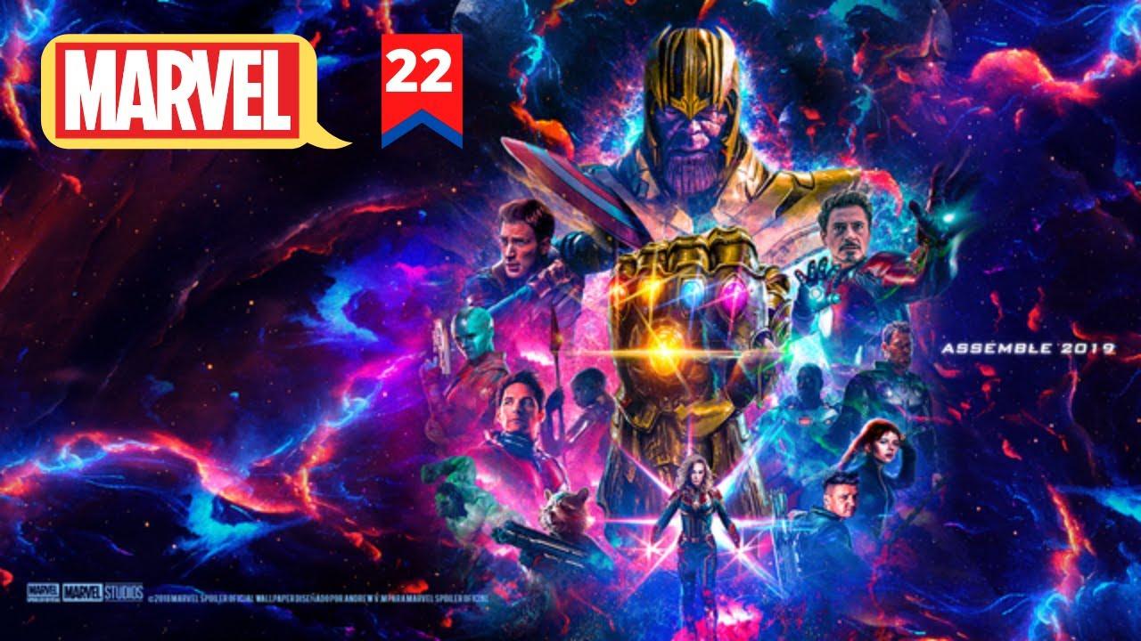 Download Avengers Endgame Explained In HINDI | MCU Movie 22 Explained In Hindi | Hitesh Nagar