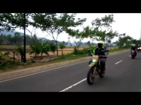 Bkrc Indonesia tour