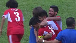 Jordan 2-2 Oman (AFC U16 Malaysia 2018 : Group Stage)