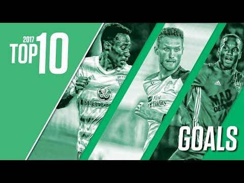 2017 USL Top Ten: Goals