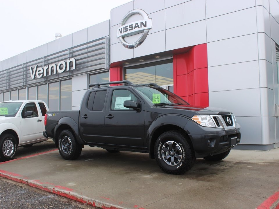 2015 Nissan Frontier Pro 4x Youtube