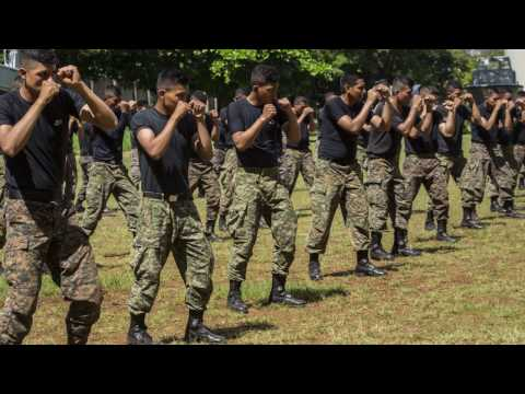 SPMAGTF-SC concludes deployment in Central America