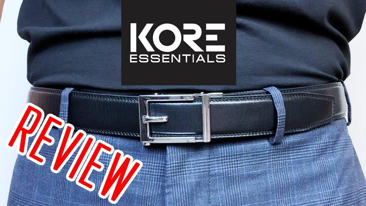 Kore Essentials Belt Review Youtube Kore essentials x3 buckle leather gun belt. kore essentials belt review