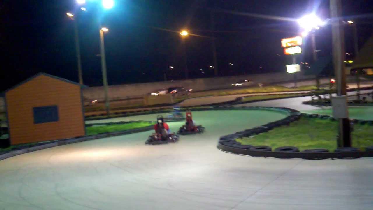 Go Karts Nashville >> Valley Park Go Kart Ride In Nashville Tennessee March 16 2012